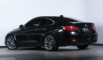 BMW 420i Coupe  2016 lleno
